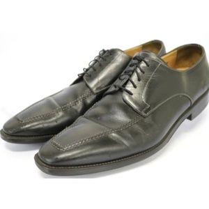 Santoni Contrast Stitching Men's Dress Shoes 12